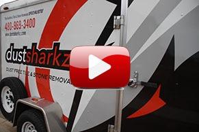DustSharkz dust free trailer