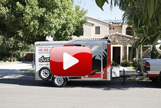 The DustSharkz trailer