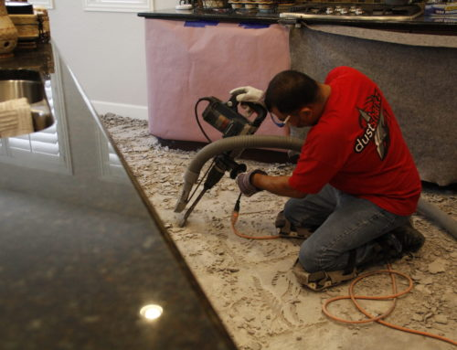 Why Choose Dust Free Tile Removal with DustSharkz?