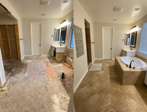 Chandler Dust Free Tile Removal Services (480) 969-3400